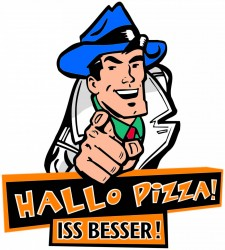 Hallo Pizza, beliebtester Pizzalieferdienst!